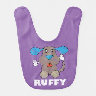 Ruffy -  del babero del bebé