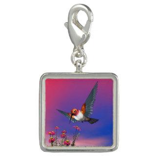 Rufous hummingbird - 3D render Charm