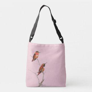 Rufous Hummingbird Bird Wildlife Animal Bag