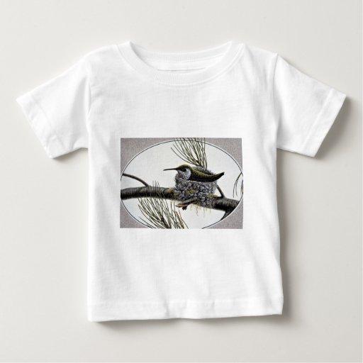 Rufous hummingbird tshirt