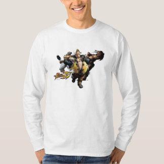 Rufus, El Fuerte & Zangief T-Shirt
