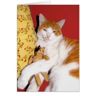 Rufus Greeting Card