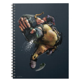 Rufus Hit Notebook