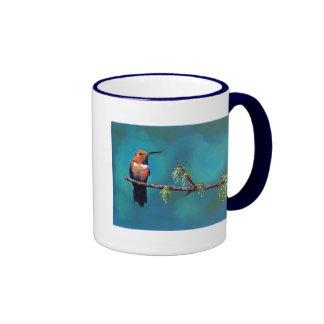 Rufus Hummingbird Mug