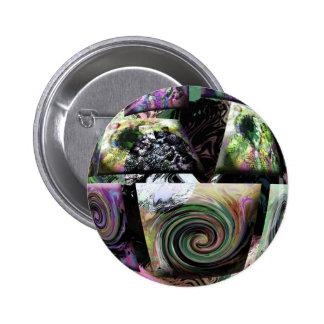 rufus rafft 1cosmic 2 inch round button