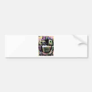 rufus rafft 1cosmic bumper sticker