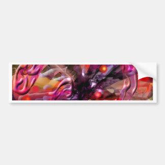 rufus rafft place bumper sticker