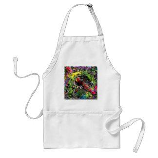 rufus rafft simple arrangement adult apron