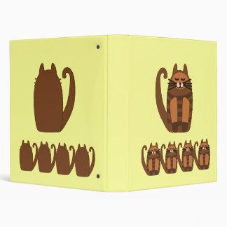 rufus the fat cat binders