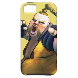 Rufus Yelling iPhone SE/5/5s Case