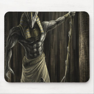 rug annubis mouse pad