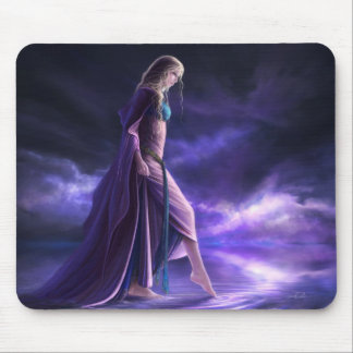 "Rug   ""Between the sky and the Earth "" Mouse Pad"