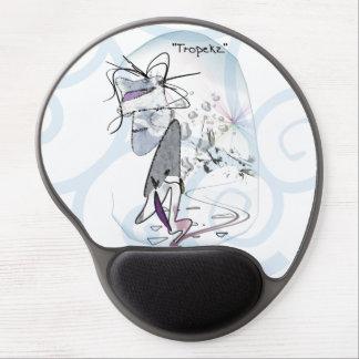 Rug De Gel: Tropekz Mountain/Promodecor Gel Mouse Pads