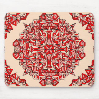 rug design 4 mouse pad