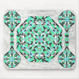 Rug Design 7 Mouse Pad
