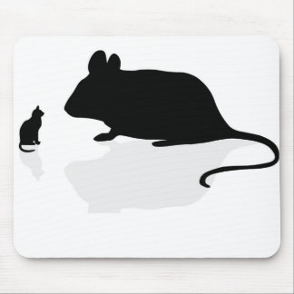 Rug for mouse with an enormous mouse mouse pad