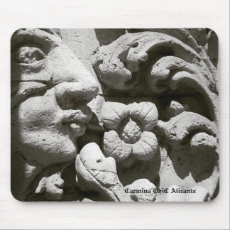 Rug mouse Alicante stone Mouse Pad