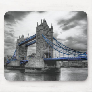 """Rug mouse """"TOWER BRIDGE """" Mouse Pad"""