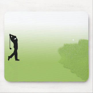 Rug of mouse for Golfers Mouse Pad