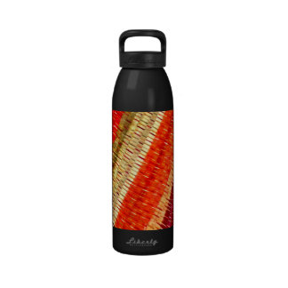 Rug Orange Drinking Bottle