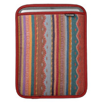 Rug patterns sleeve for iPads
