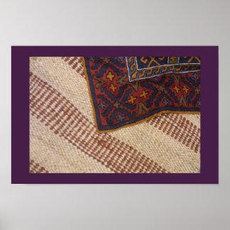 Rug Weaving Posters
