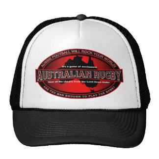Rugbi australiano gorro de camionero