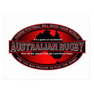 Rugbi australiano postal
