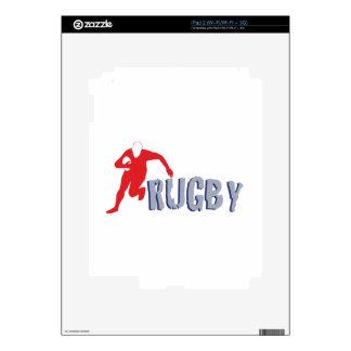 Rugbi Calcomanías Para iPad 2