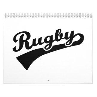 Rugbi Calendario