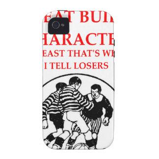 RUGBI Case-Mate iPhone 4 CARCASA