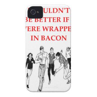rugbi Case-Mate iPhone 4 protectores