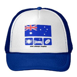 Rugbi de Australia Gorras