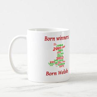 Rugbi de País de Gales los años que ganan Taza De Café