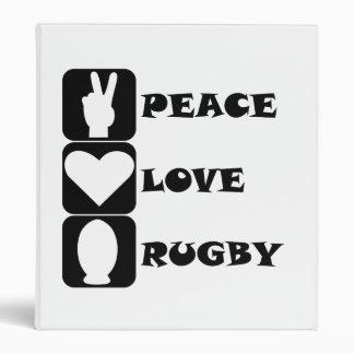 Rugbi del amor de la paz