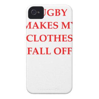 RUGBI iPhone 4 Case-Mate PROTECTOR