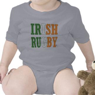 Rugbi irlandés (jbrugby) traje de bebé