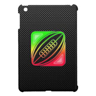 Rugbi liso iPad mini coberturas