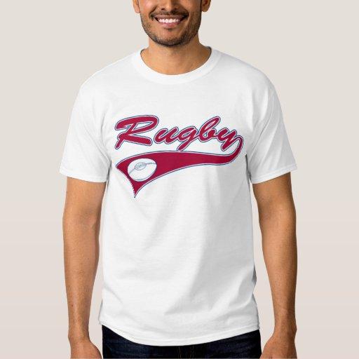 Rugbi retro playeras