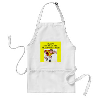 RUGBY ADULT APRON
