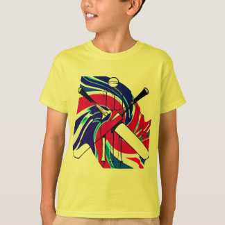 RUGBY AND FLAG T-Shirt