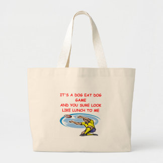 rugby canvas bag