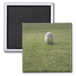 Rugby ball refrigerator magnets