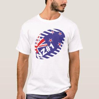Rugby Ball NZ#1 T-Shirt