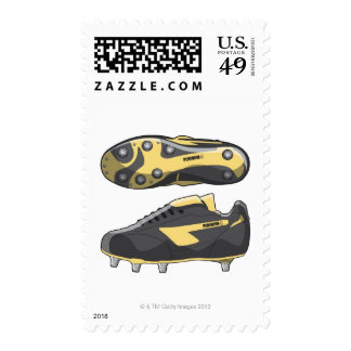 Rugby boots stamp