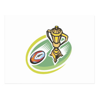 Rugby Champion 2 Postcards