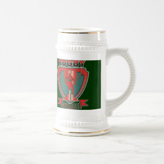 Rugby Champions Beer Stein