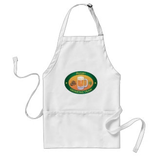 Rugby Drinking Team Apron