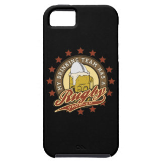 Rugby Drinking Team iPhone SE/5/5s Case