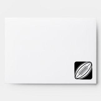 Rugby Envelopes